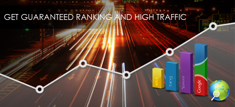 Get Guaranteed Ranking and High Traffic with an Affordable SEO Service India